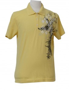 Screen Printed Polo Shirts