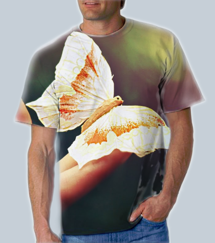 Dye sublimation printing on fabric contract screen for All over dye sublimation t shirt printing