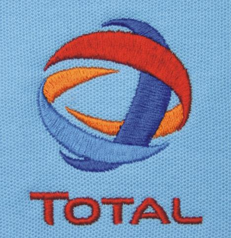 Custom Logo Embroidery