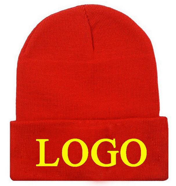 Custom Embroidered Beanies