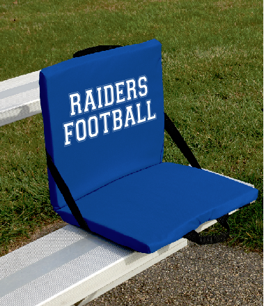 custom stadium chairs for bleachers contract screen printing