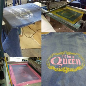 High Quality Screen Printing