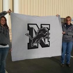 Fleece Stadium Blankets