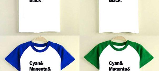 4 Color Screen Printing