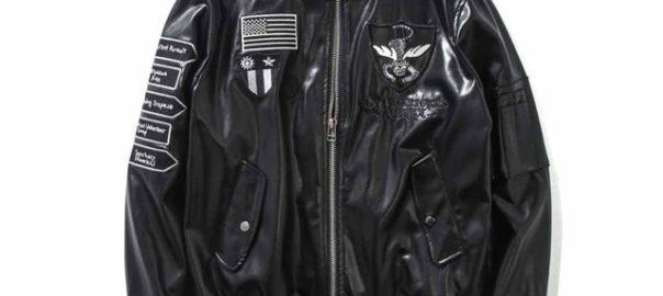 Custom Embroidered Jackets