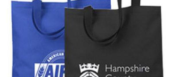 Custom Printed Canvas Tote Bags Wholesale