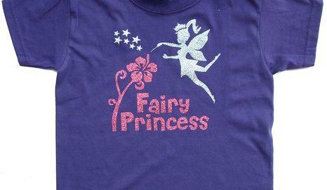 Glitter T Shirt Printing