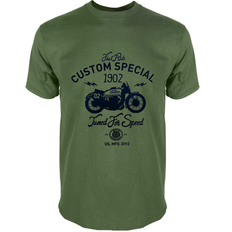 custom printed business shirts contract screen printing