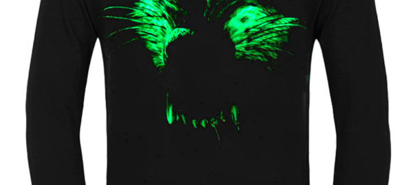 Glow In The Dark Ink Screen Printing