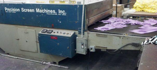 Custom Screen Printing Services