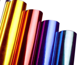 Foil colors for printing