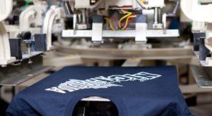 Screen Printing Tee Shirts