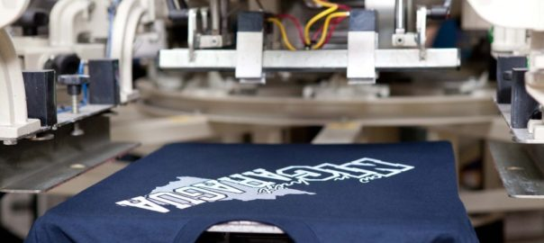 Screen Printing Tee Shirts