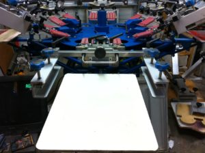 Contract Screen Printing