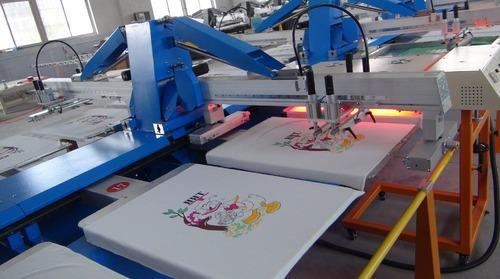 Contract Screen Printing Contract Screen Printers