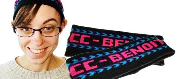 Custom Knit Headband