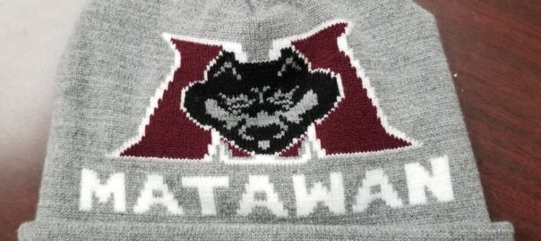 Knit Scarves and Caps