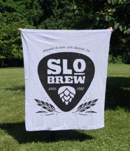 Logo Printed Stadium Blankets